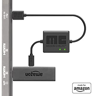Made for Amazon USB Power Cable for Amazon Fire TV Stick