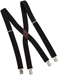 Men's Big And Tall Cotton Terry Suspender