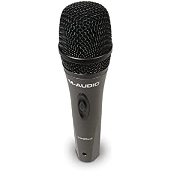 m audio soundcheck dynamic microphone m audio musical instruments. Black Bedroom Furniture Sets. Home Design Ideas