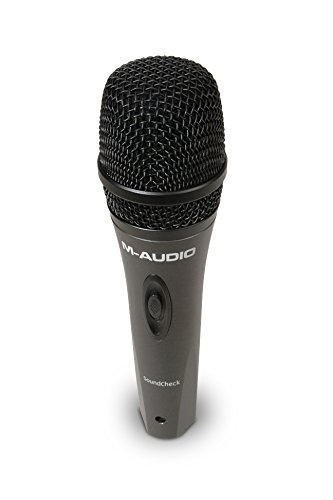 M-Audio SoundCheck Dynamic Microphone for sale  Delivered anywhere in USA