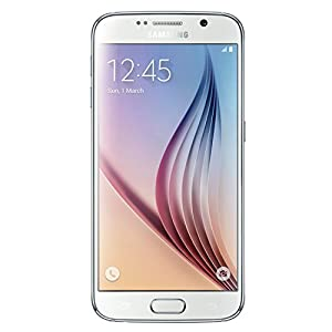Samsung Galaxy S6 G920V 32GB Verizon CDMA 4G LTE Octa-Core Smartphone w/ 16MP Camera - White (Certified Refurbished, Good Condition)