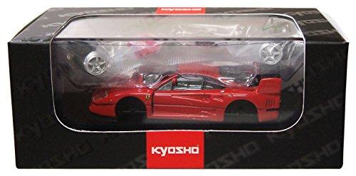 (Kyosho original 1/64 Ferrari F40 GTE assembly kit Red)