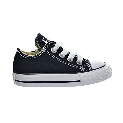 Converse Chuck Taylor All Star OX Toddler's Shoes Black 7j235 (6 M (Converse Toddler Shoes)