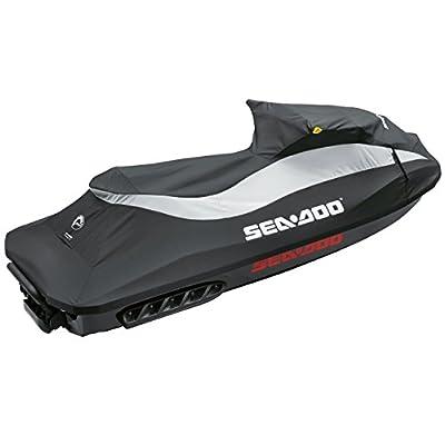 OEM Sea-Doo 2011+ GTI/GTI SE/GTS Black & Light Grey Personal Watercraft Cover