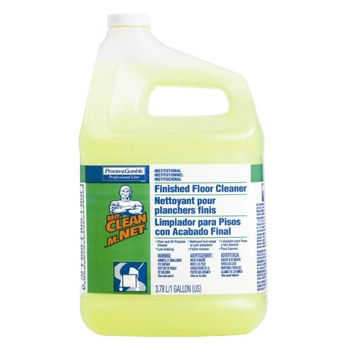 P&G Mr. Clean Finished Floor Cleaner - Gal. -(1 CASE of 3)