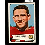 b8a0c61276160 Amazon.com: 1961 Topps # 94 1960 Football Highlights Charley Conerly ...