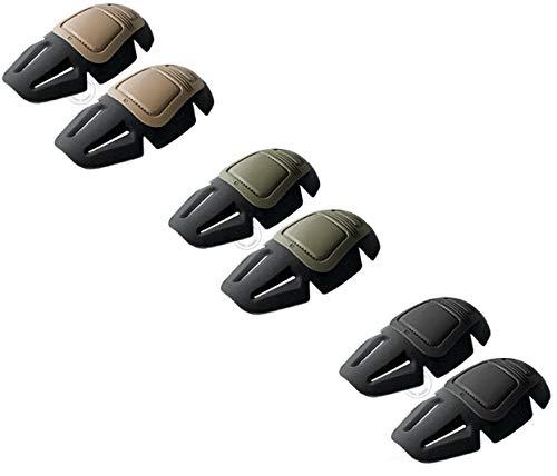 CRYE PRECISION Airflex Combat Knee Pads (Khaki)