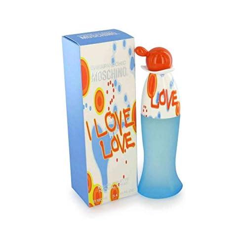 chollos oferta descuentos barato Moschino Cheap Chic I Love Love Agua de Tocador 100 ml
