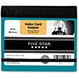 Mead Five Star Advance 3 x 5 Index Card Keeper (MEA50644)