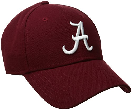 New Era College Baseball Hats - NCAA Alabama Crimson Tide The League 940 Adjustable Cap