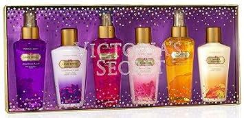 fb592d1829e34 Victoria's Secret Garden Collection Mini Body Lotion & Body Mist Set - 6  Pcs Gift Set