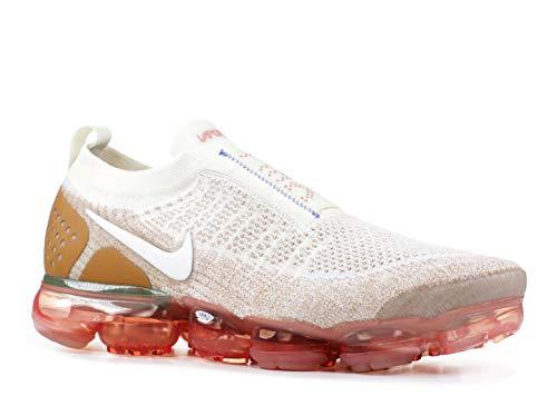 Nike Air Vapormax Flyknit Moc 2 Unisex Shoes Sail/Anthracite-Sand-Wheat ah7006-100 (10.5 D(M) US)