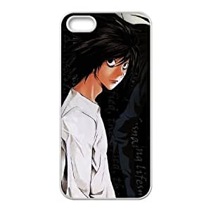 Death Note iPhone 5 5s Cell Phone Case White MS4614772