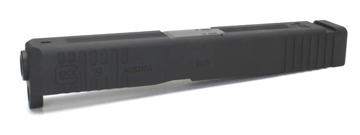 NOVA 東京マルイ Glock19専用 WilsonCombat Glock19 カスタムスライド B07MYDR5YN
