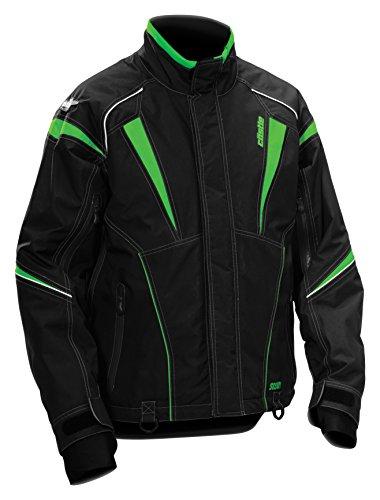 Green Riding Jacket - 6
