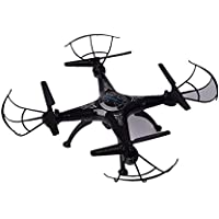 X5SW-1 Wifi FPV RTF 2.4G 4CH RC Black quadcopter Camera Drone with HD Camera UAV