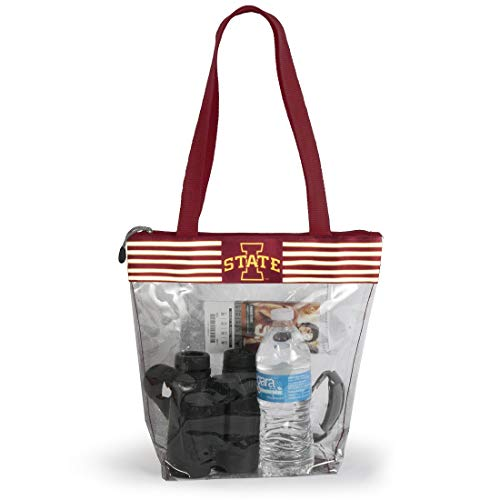 - Desden Virgina Tech Hokies Clear Gameday Stadium Tote Bag