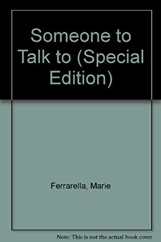 book cover of Someone to Talk to