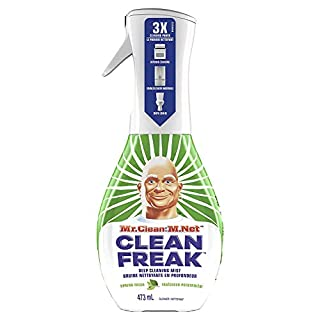 Mr. Clean Freak Deep Cleaning Mist, Original Gain, 16 fl oz (Pack of 2)