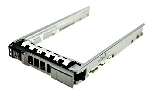 2-Pack 2.5'' SAS SATA Hard Drive Tray Caddy 8FKXC/08FKXC for Dell PowerEdge R630 R730 R730XD T630 R430 T430 PowerVault MD1420 MD3420 series, Compatible with by DAHONGHU