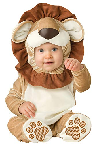 1 Year Old Baby Boy Halloween Costumes (Lovable Lion Infant Costume)
