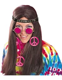Costume Feeling Groovy Female Hippy Accessory Kit
