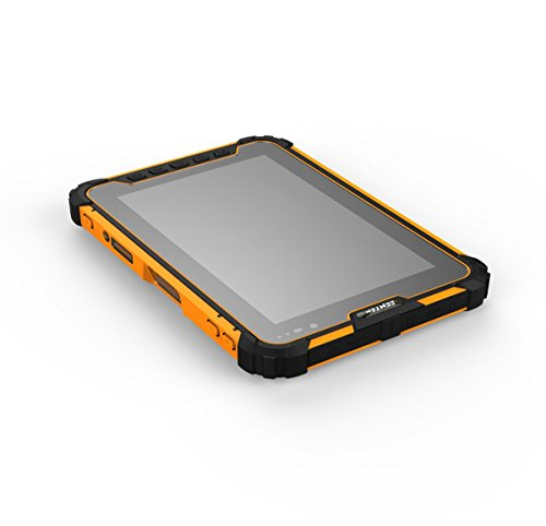 Android 7.1 Rugged Tablet PC, 8-Inch / With Zebra EM1350 1D Laser Bar Code Scanner Engine / Qualcomm 8-core CPU / GPS / Rugged & Waterproof For Enterprise Mobility by Sinicvision Technology (Image #3)