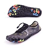Git-up Unisex Sport Water Shoes Quick Dry Sneakers Barefoot Slip-on Gym Shoes Aqua Sock for Outdoor Walking Running Hiking Kayaking Boating Surfing Yoga Exercise