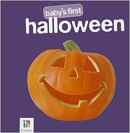 babys first halloween hinkler studios 9781741847000 amazoncom books - Halloween Books For Babies