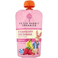 Peter Rabbit Organics, Organic Strawberry and Banana...