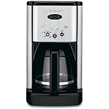 Amazon Cuisinart Dcc 1200 Brew Central 12 Cup Programmable