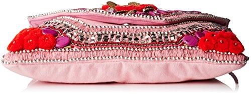 Antik Batik Cuzco - Carteras de mano Mujer Rojo (Pink Red)