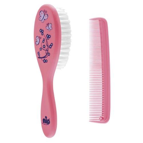 nip Haarpflegeset Bürste und Kamm
