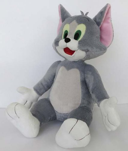 tom amp jerry stuffed l tom height 37cm buy online in uae