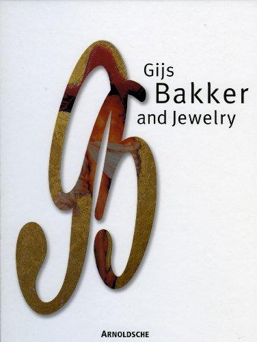 Gijs Bakker and Jewelry by Arnoldsche Verlagsanstalt