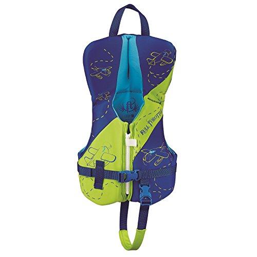 Full Throttle Infant Hinged Rapid-Dry Flex-Back Vest, ()