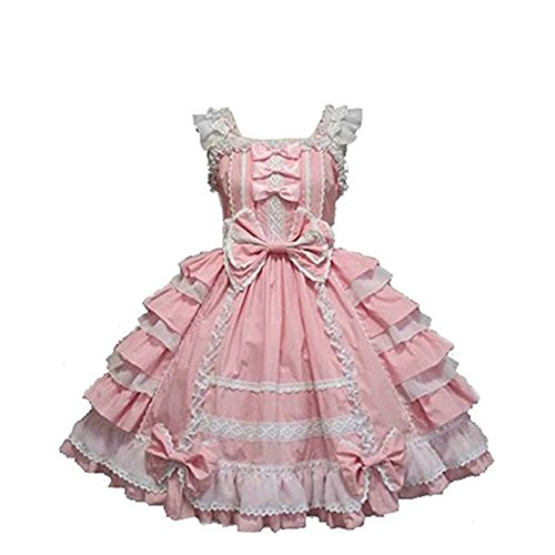 Smiling Angel Girls Sweet Lolita Dress Princess