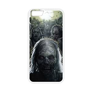 iPhone 6 4.7 Inch Cell Phone Case White The Walking Dead Q3G1QO