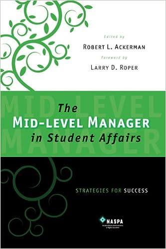 Менеджер среднего звена в стратегии студенческих дел для достижения успеха