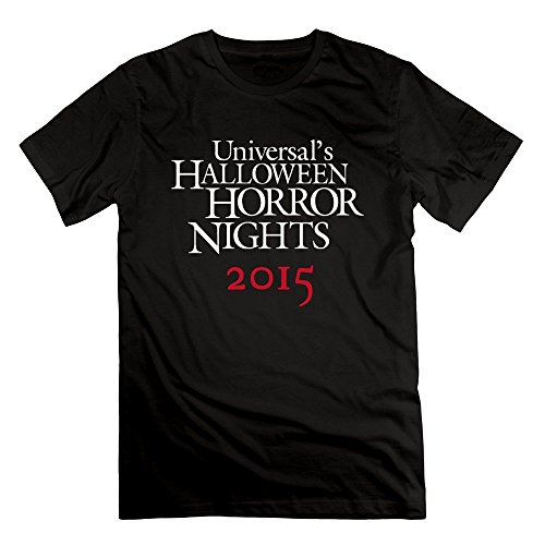 (Men's Halloween Horror Nights T-shirts Medium)