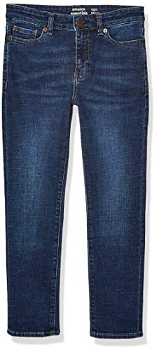 Amazon Essentials Boys Stretch Slim-Fit Jeans