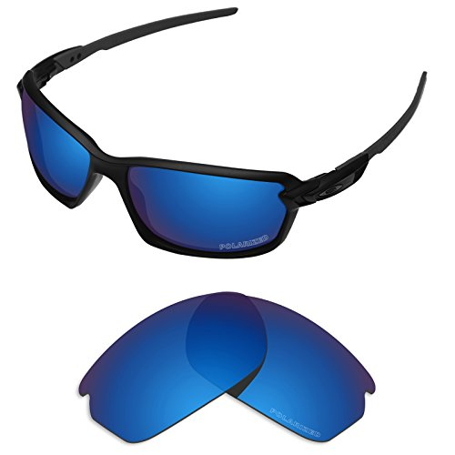 Tintart Performance Lenses Compatible with Oakley Carbon Shift Polarized Etched-Sapphire ()