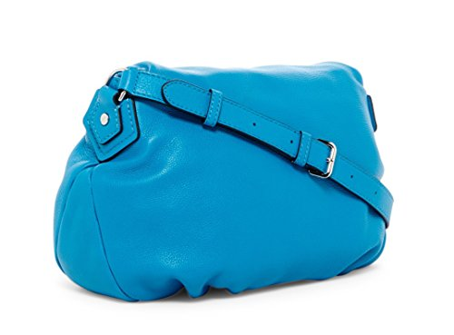 Leather Marc Large by Turquoise Marc Natasha Handbag Jacobs xwB8TqF