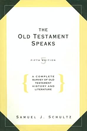 5th book of old testament