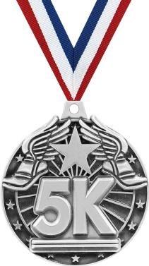 クラウンAwards 5 K Medals – 2