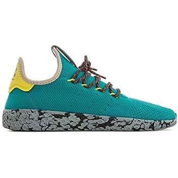 buy popular 3c870 a7807 adidas Originals Pharrell Williams Tennis HU Mens Sneakers Shoes-Green-7