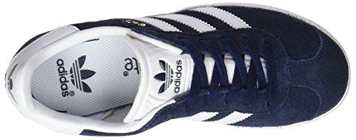 adidas Gazelle C, Zapatillas de Deporte Unisex Niños Azul (Maruni/Ftwbla/Ftwbla 000)