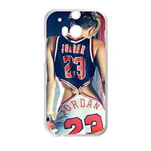 Miley Cyrus Cell Phone Case for HTC One M8
