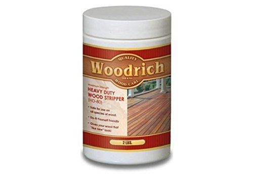 Heavy Duty Wood Stripper And Wood Cleaner Kit For Wood