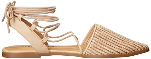Lucky Brand Mackneill Mujer Lona Zapatos Planos